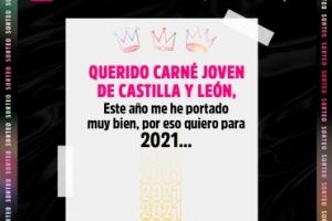 Imagen para ¡AQUÍ ESTÁN LOS GANADORES! Sorteo de 10 Packs regalo Carné Joven