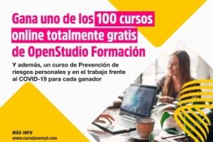 Imagen para ¡¡AQUÍ ESTÁN LOS GANADORES!! Sorteo de 100 cursos online gratis