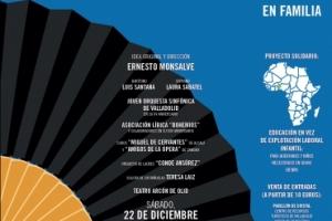 """Imagen para El Carné Joven te invita al """"XII Concierto Solidario de Navidad Harambee"""""""
