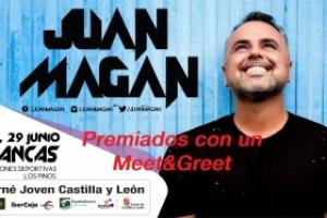 Imagen para Premiados MEET&GREET con JUAN MAGAN