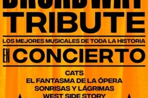 """Imagen para Tu entrada para el concierto """"Broadway Tribute"""" solo 1€. ¡Promoción limitada!"""