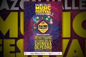 Imagen para Tu entrada para RAZON VALLEY MUSIC FESTIVAL 3€.