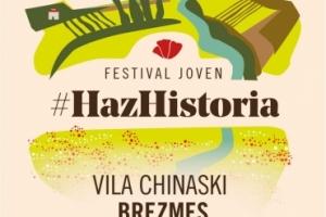 Imagen para Festival Joven #HazHistoria